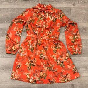 Vintage style Forever 21 Contemporary rayon dress